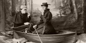 Biography: 19th Century Gender photographers Marie Høeg and Bolette Berg