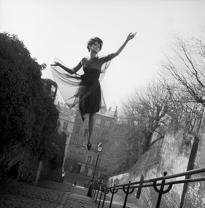 Melvin Sokolsky  Think on Air, 1965