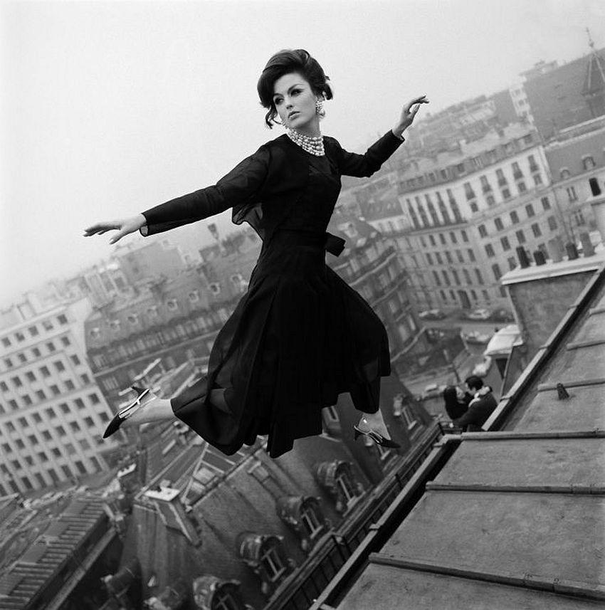 Melvin Sokolsky  Fly Dior, 1965