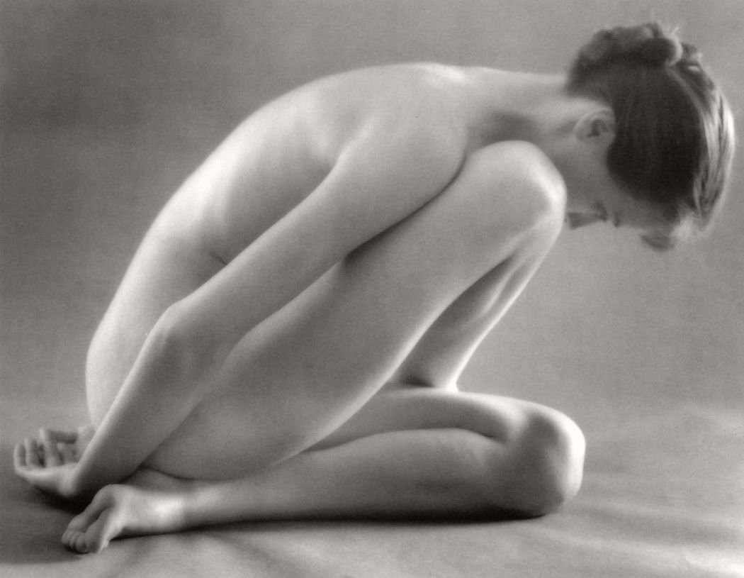 Ruth Bernhard  Joan Folding, 1962