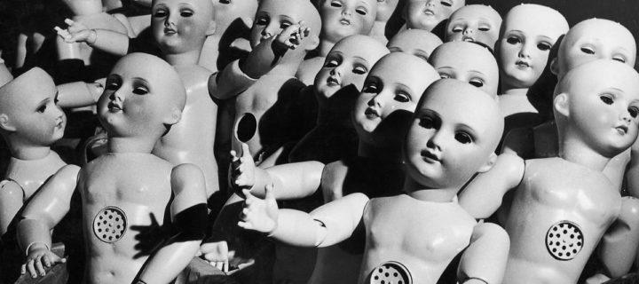 Vintage: Doll Factories (1940s-1950s)
