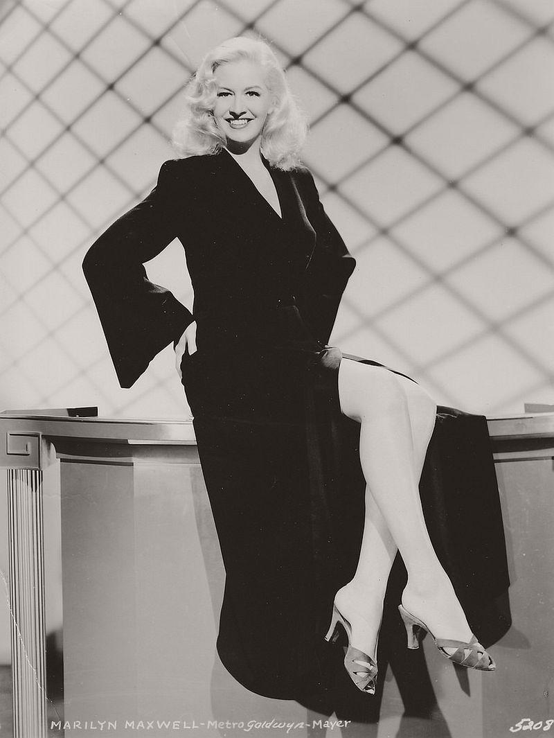 Marilyn Maxwell - c.1942