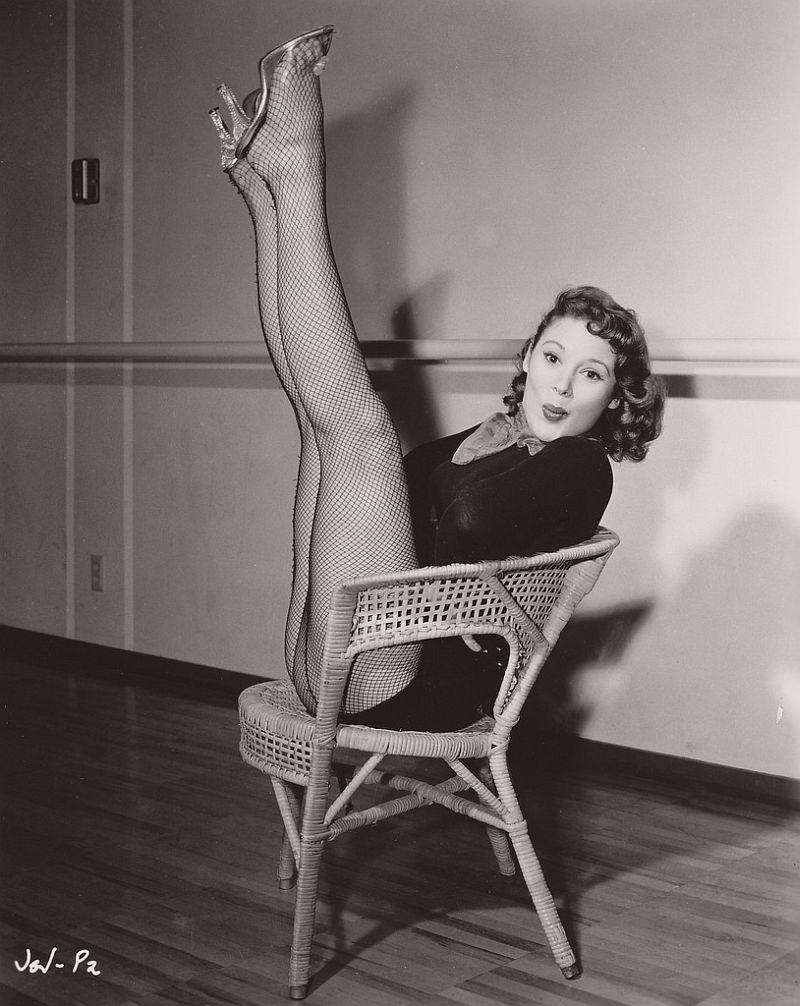 Jill St John - c.1957