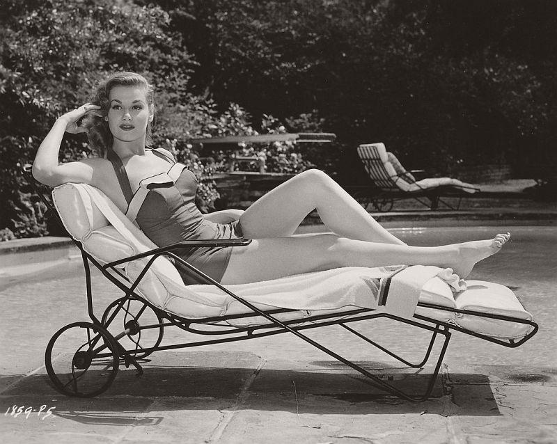 Ann Robinson - c.1957