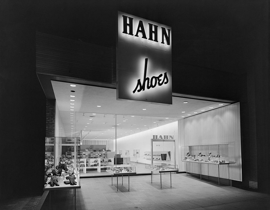 Hahn Shoe Store, Ketchum, Washington, DC, 1947