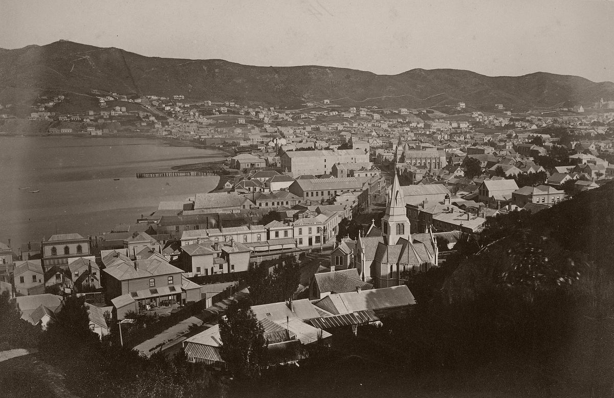Wellington, N.Z. 27 January 1880.