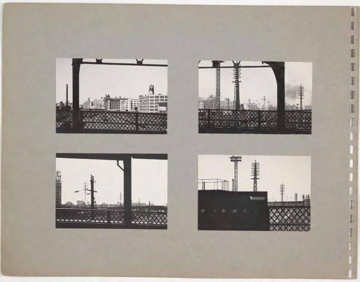 Rudolf Burckhardt and Edwin Denby: A Walk through Astoria and Other Places in Queens, 1943