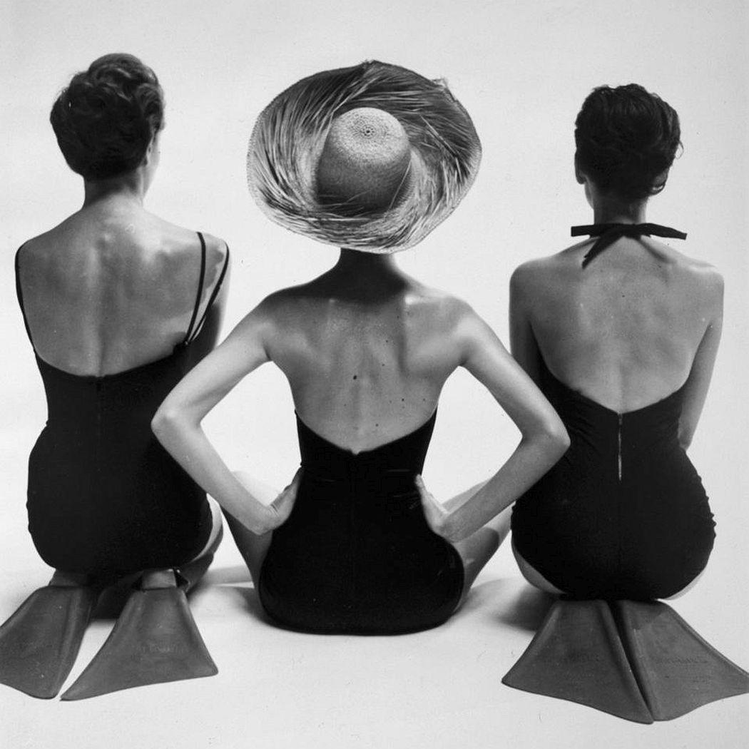 Toni Frissell, 1950