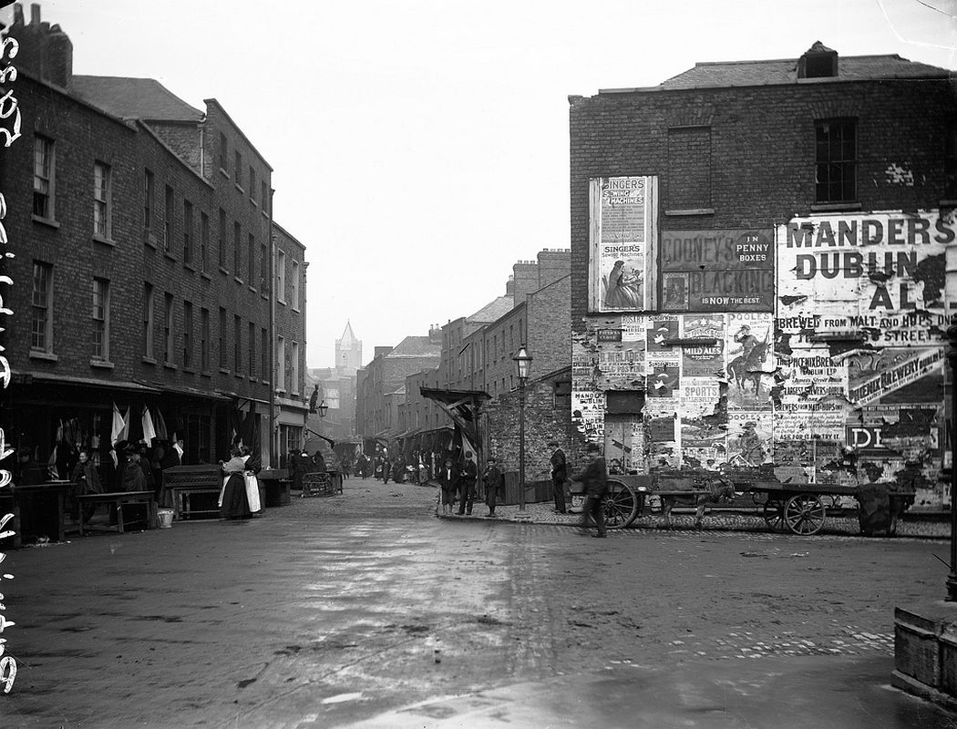 Patrick Street, Dublin, 1898