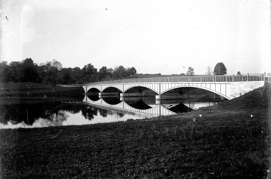 Harrison Street Bridge, Plainsboro