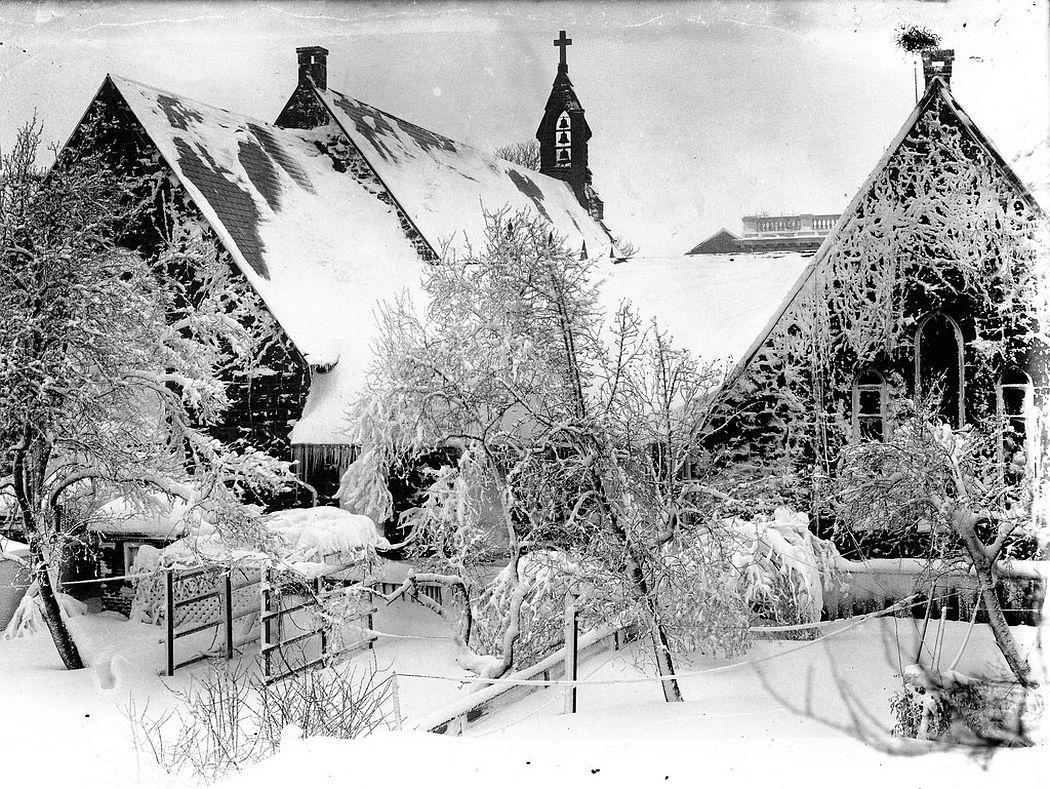 Snow in Plainsboro, NJ