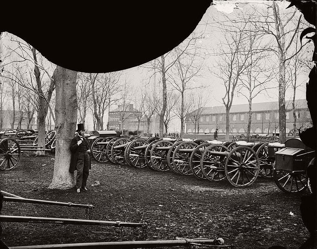 Washington during the Civil War, 1865