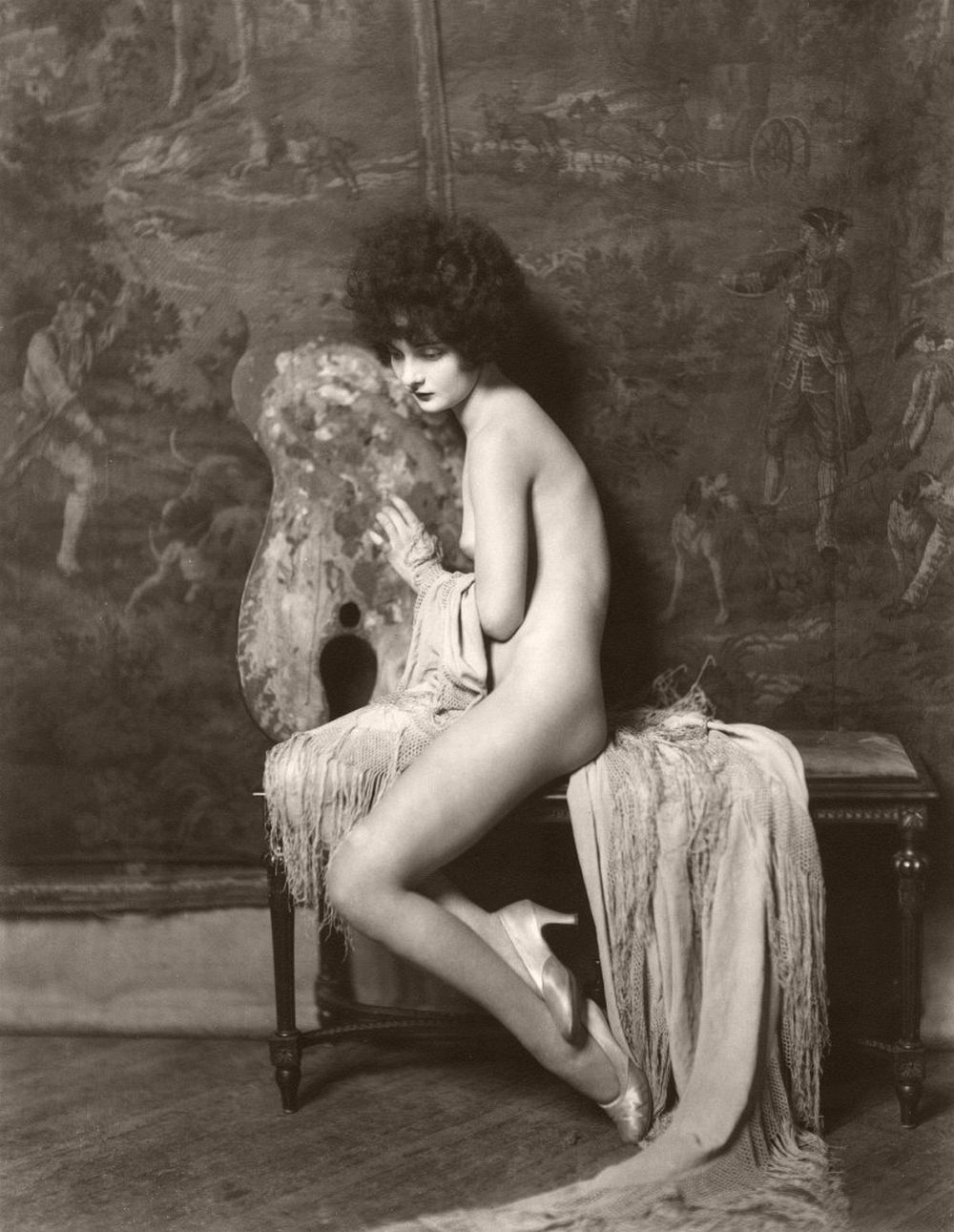 Ziegfeld Girls. Photo: Alfred Cheney Johnston
