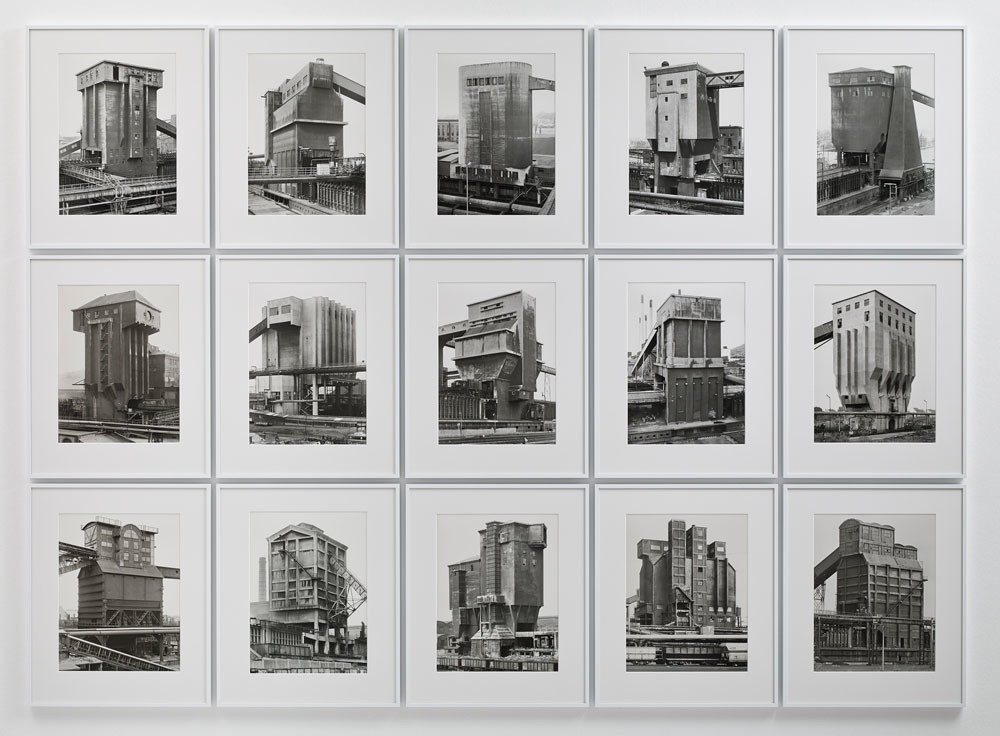 photography essays bernd and hilla becher For nearly fifty years, bernd and hilla becher photographed the industrial architecture of western europe, creating an archive of basic forms of the industrial era.