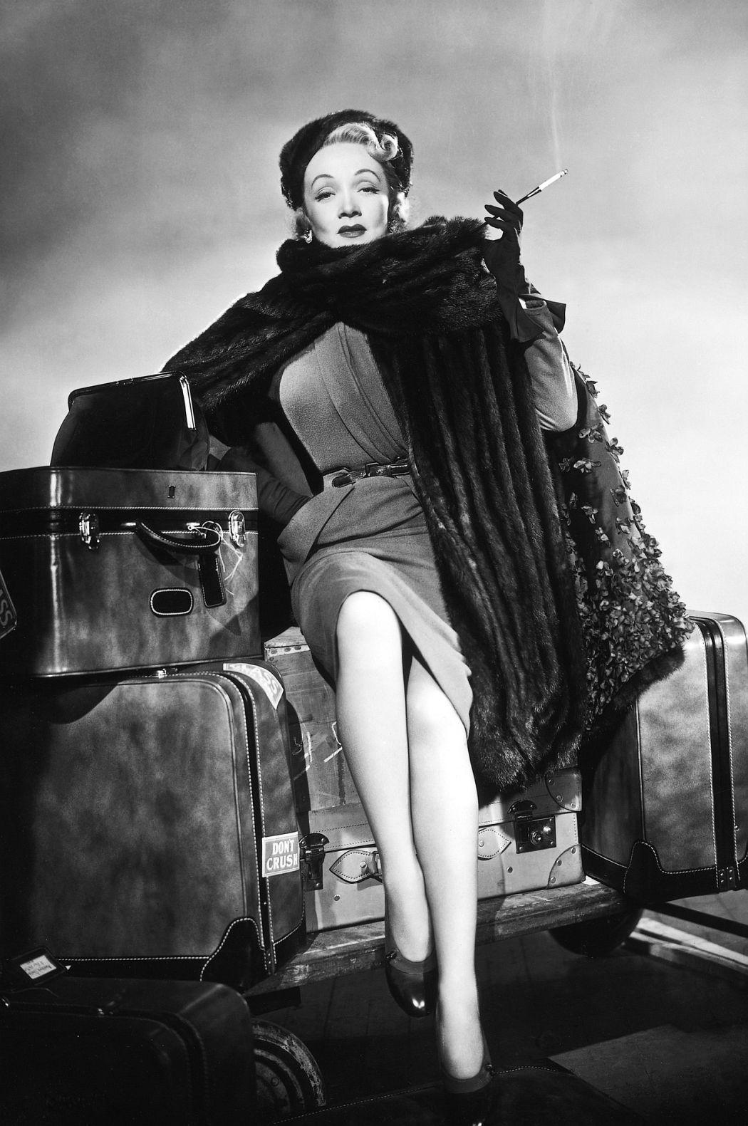 Marlene Dietrich (1948) © Cornel Lucas Collection