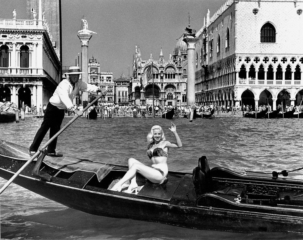 Diana Dors (1955) © Cornel Lucas Collection