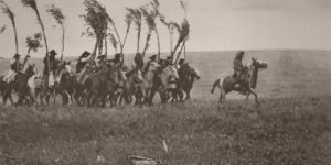 Vintage: Everyday Life of Native American People (Early 20th Century)