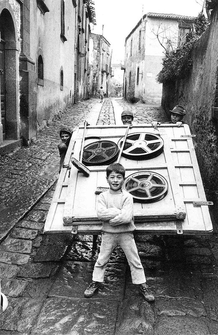 Fotografie by Enzo Sellerio
