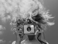 Jean-François CANTREL: Camera's Faces