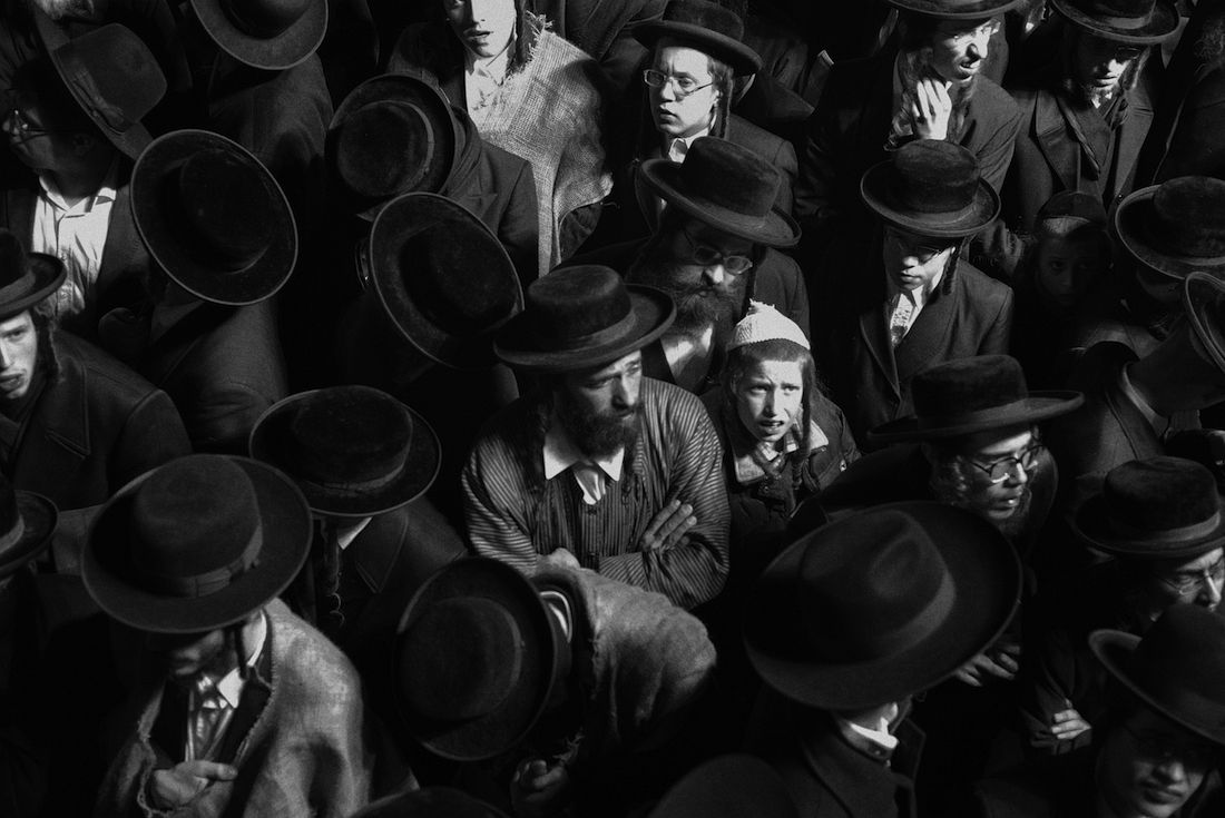 © Ofir Barak: Mea shearim - The streets / MonoVisions Awards 2017 winner