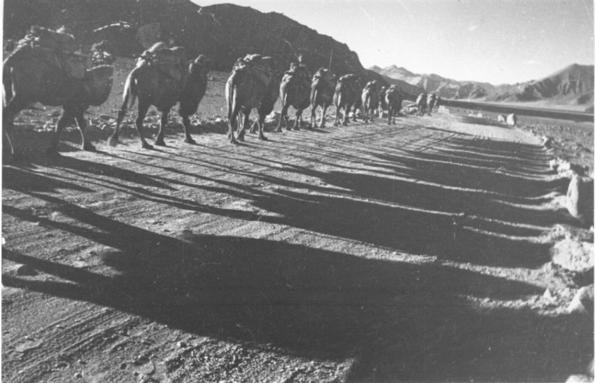 Arkady Shaikhet Pamir Road, 1934