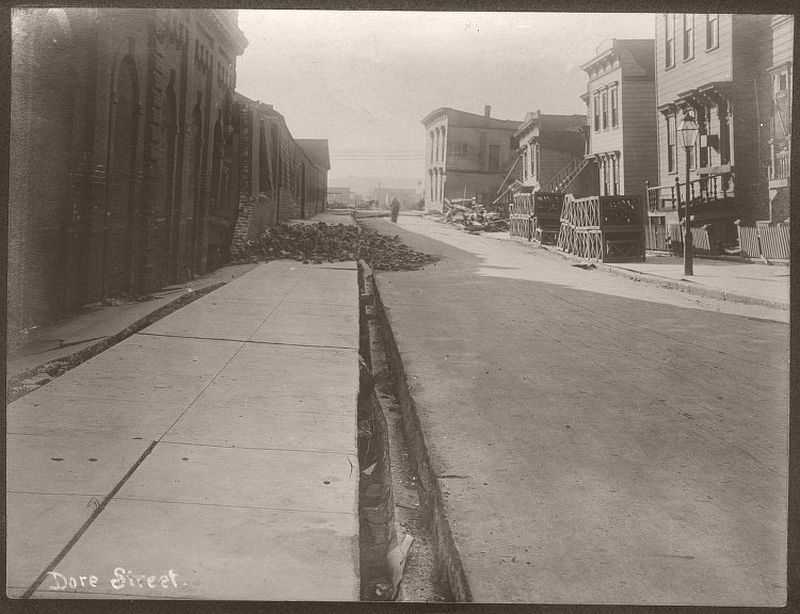Dore Street.