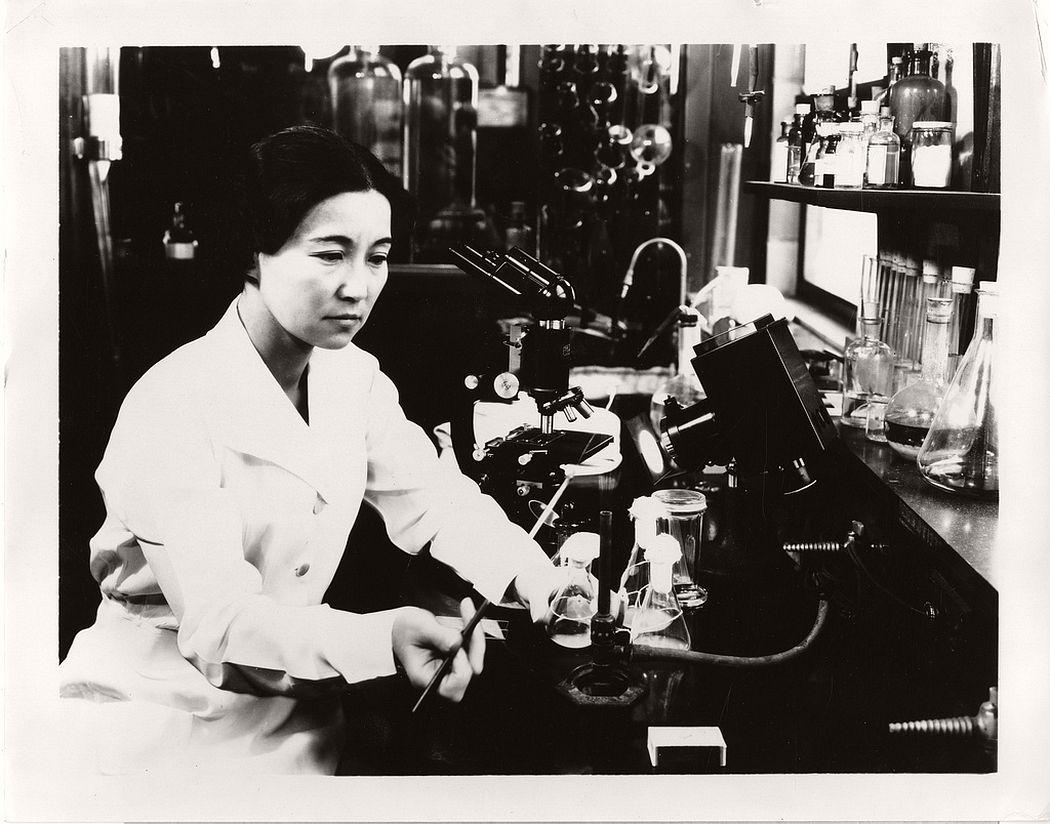 Biochemist and bacteriologist Ruby Sakae Hirose (1904 – 1960)