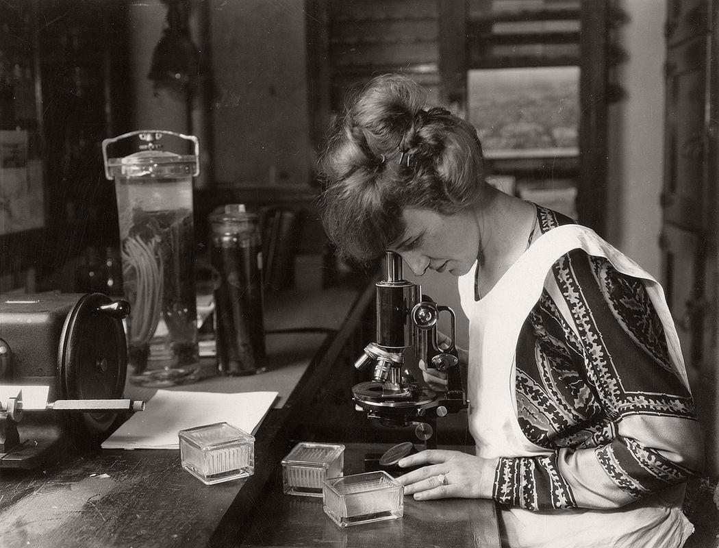 Plant pathologist Ruth Colvin Starrett McGuire (1893-1950)