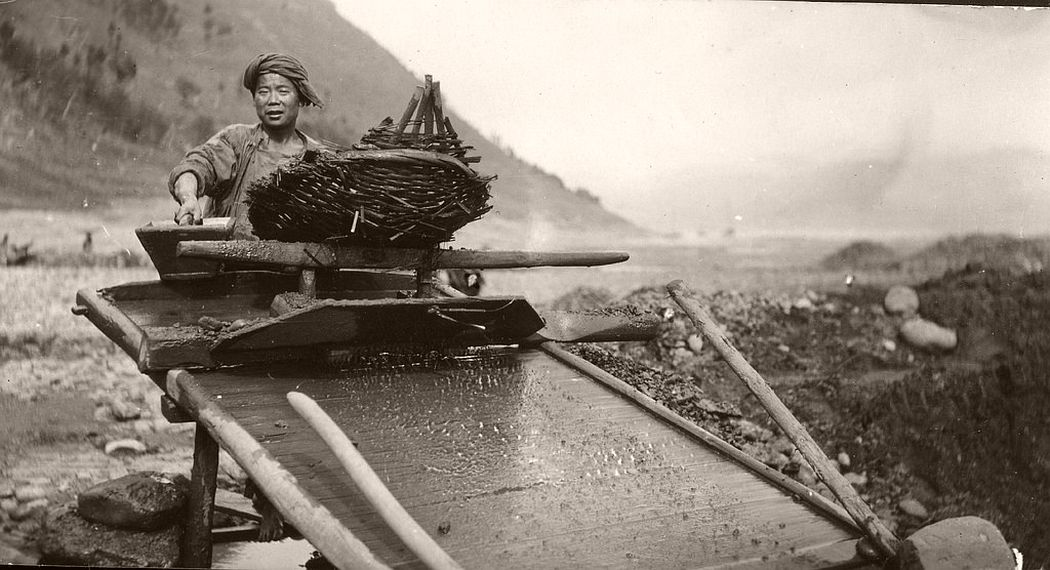 Vintage: Everyday Life around the Yangtze River, China (1910s)