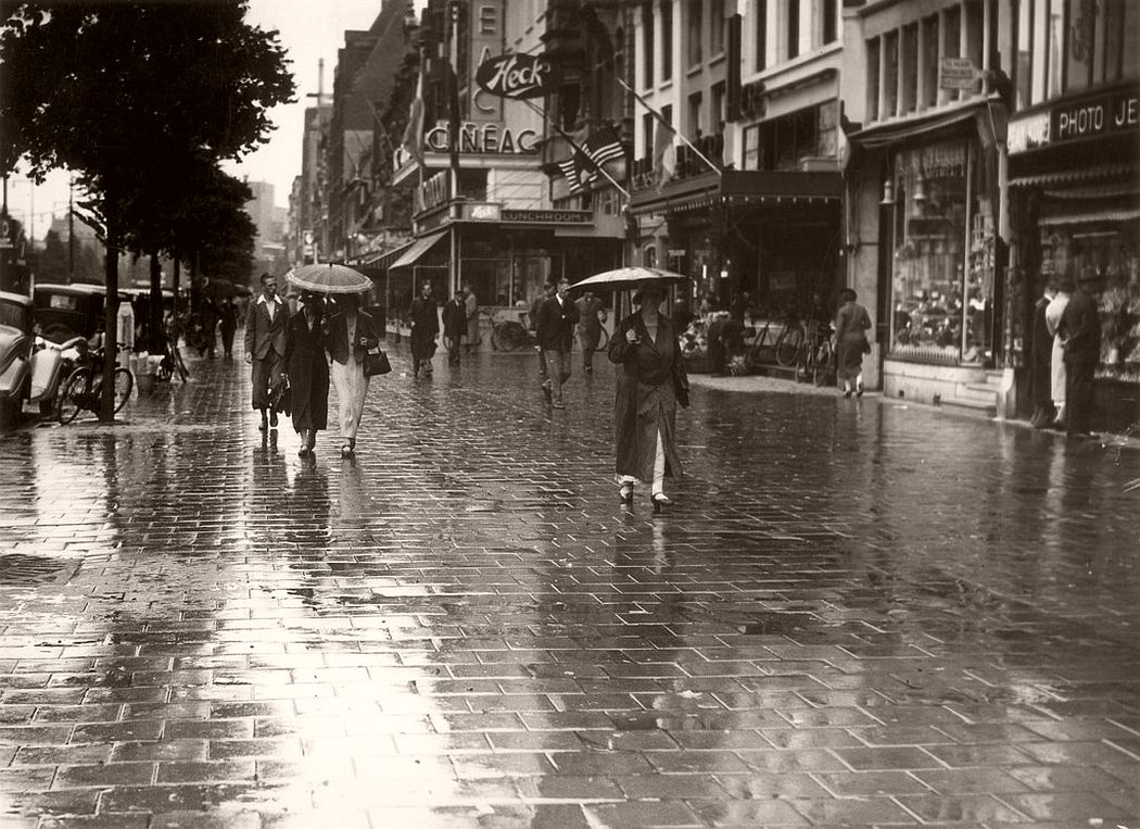 Vintage: Everyday Life in Rotterdam (1920s and 1930s)