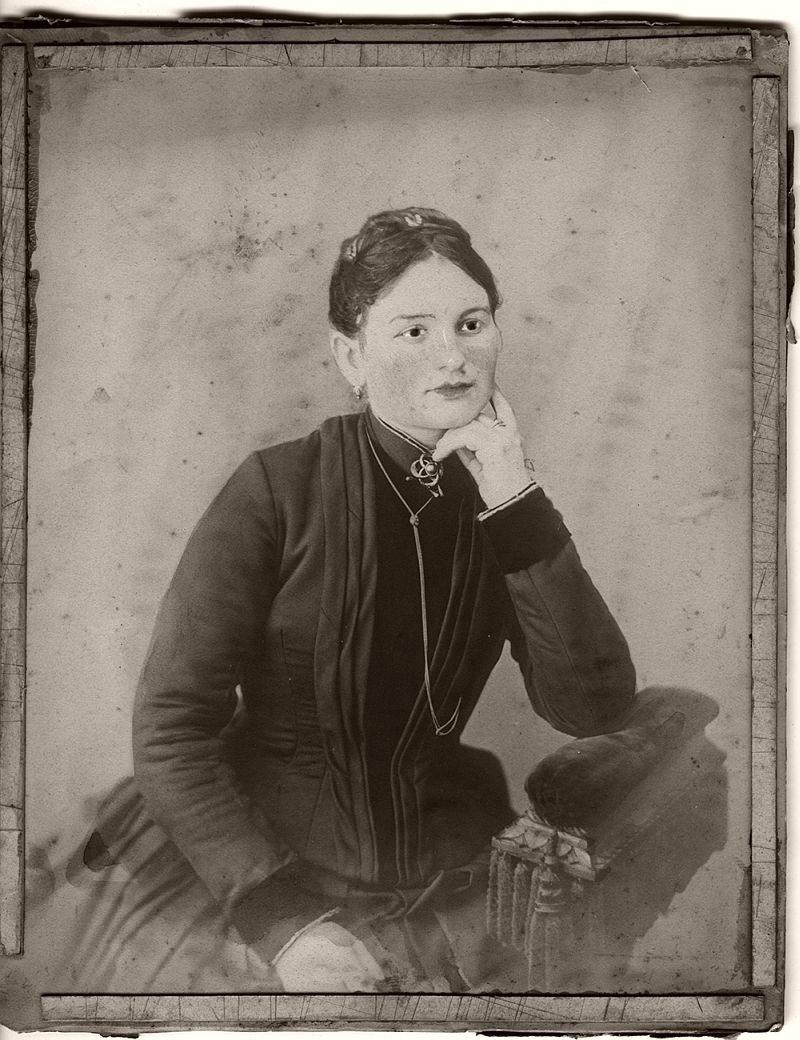 Chromophotography by Alexander Seik, approximately 1870.