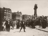 Vintage: Paris during World War I by Charles Lansiaux