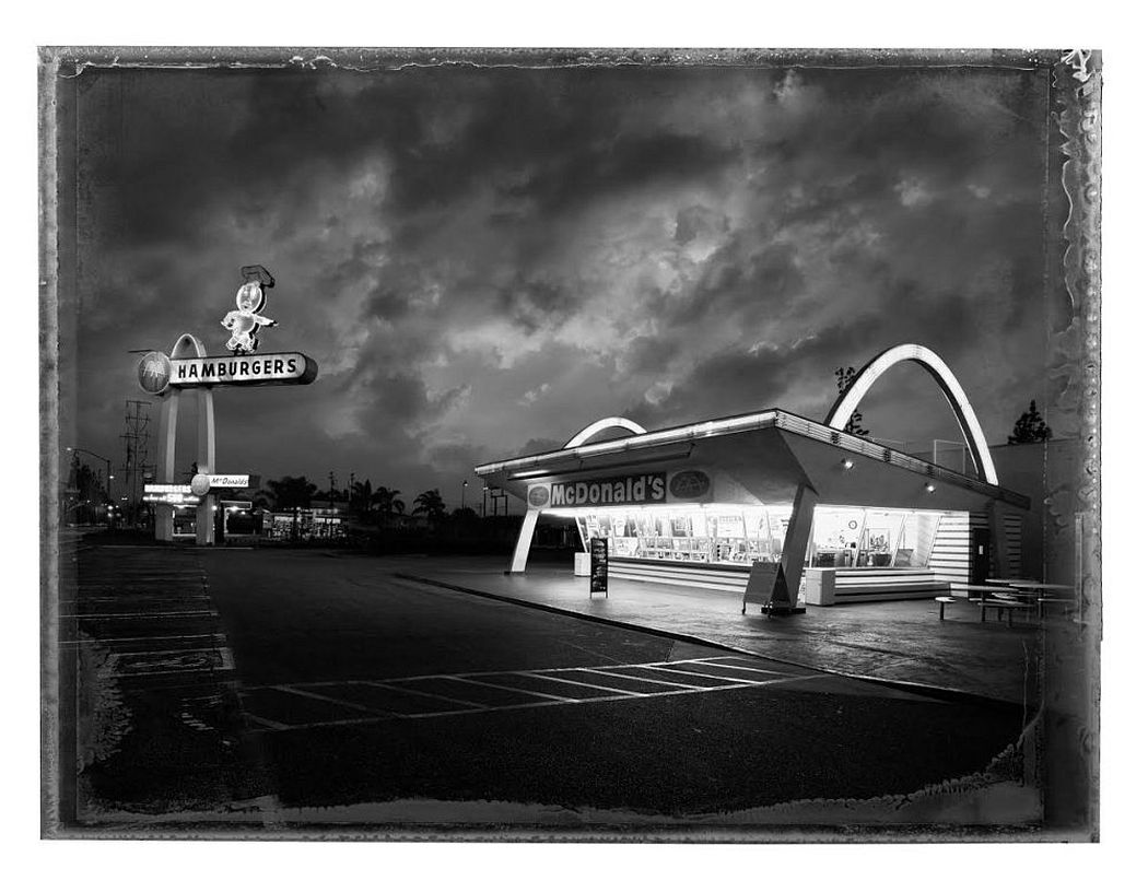 Christopher Thomas: Los Angeles, McDonald's I, Downey, 2017 © Christopher Thomas