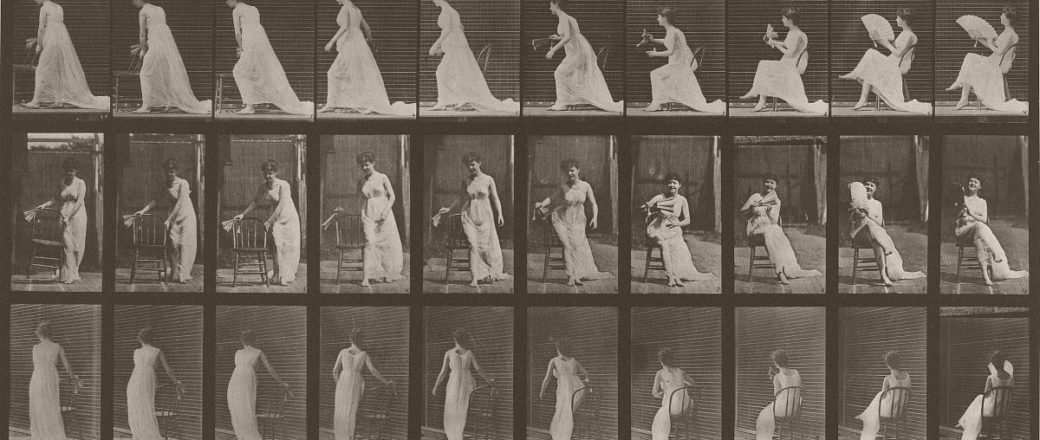 Biography: 19th Century Motion photographer Eadweard Muybridge