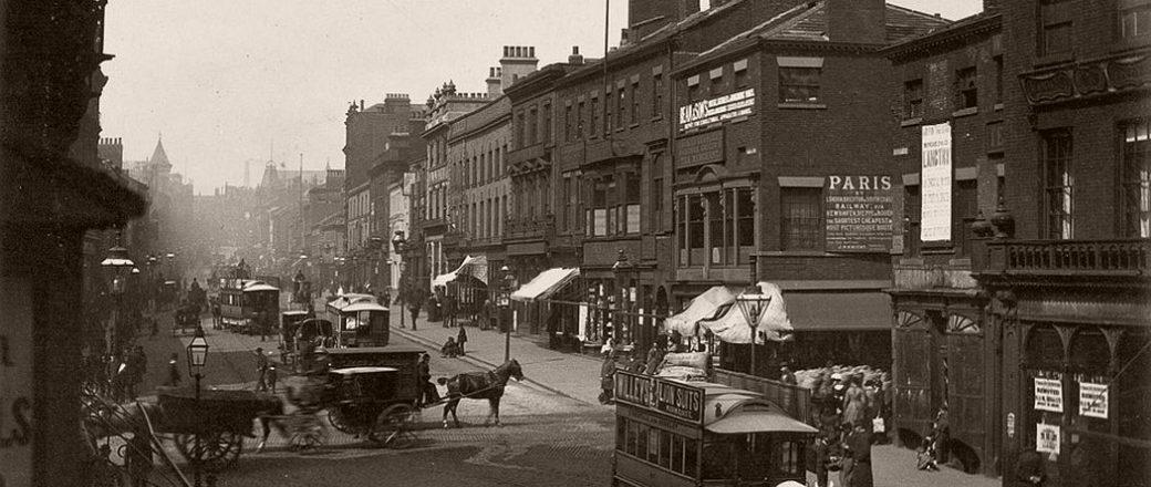 Biography: 19th Century Scottish photographer James Valentine