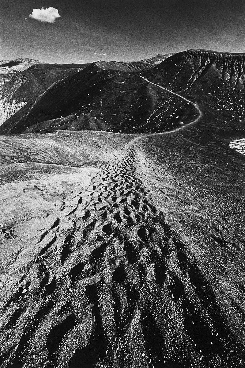Ubehebe Crater, Vallée de la Mort, 1977