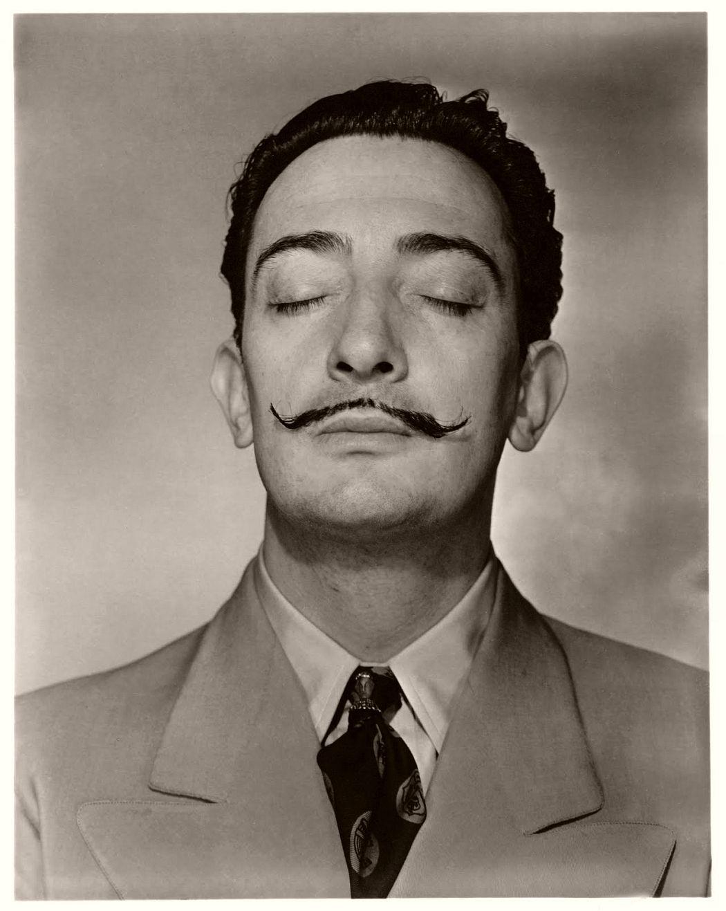 Salvador Dali, 1943 by Horst P. Horst