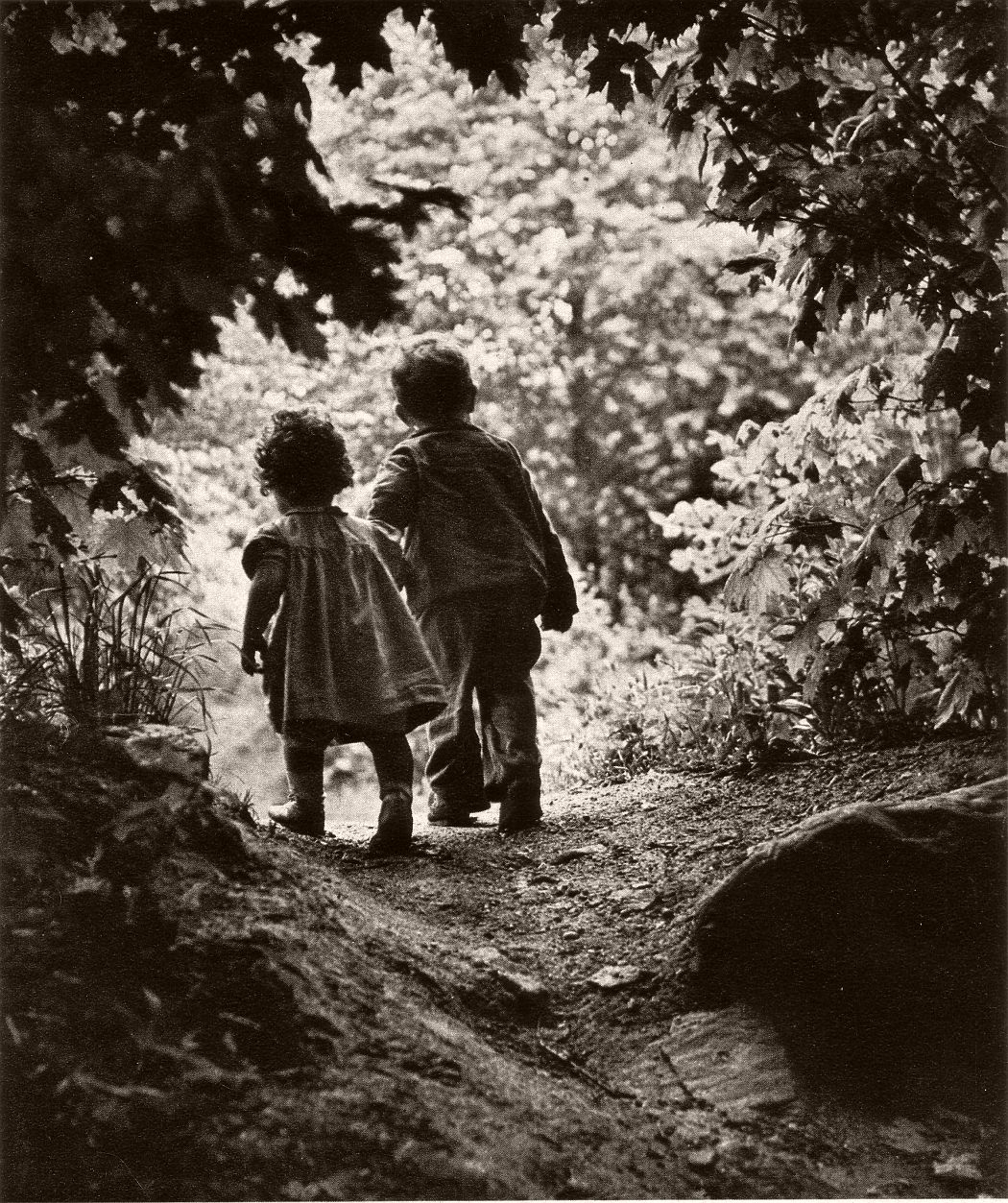A Walk To The Paradise Garden, 1946 by Eugene Smith