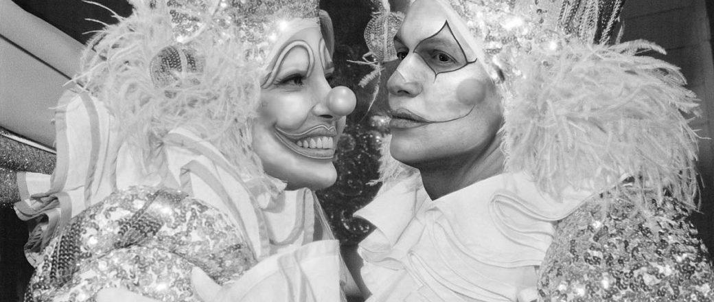 Meryl Meisler: Sassy Circus & Creepy Clowns