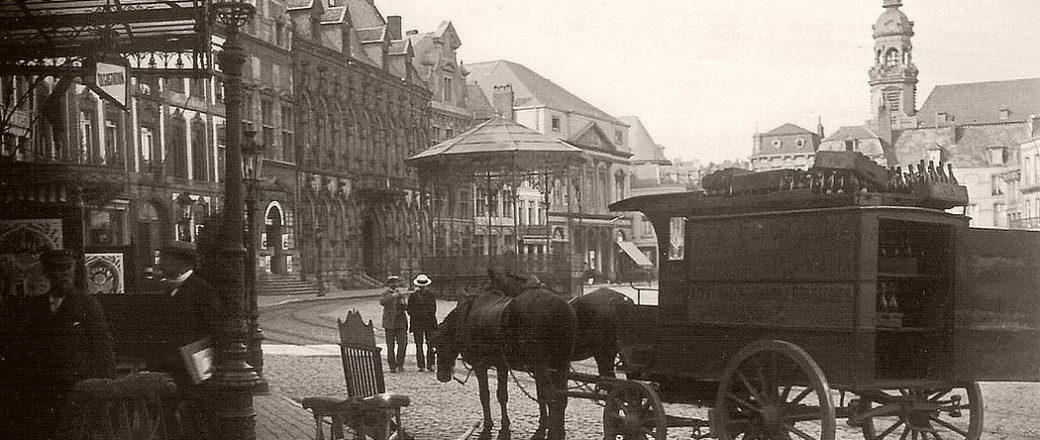 Vintage: Everyday Life in Belgium (1900s)