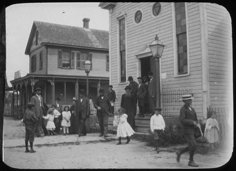 Vintage Everyday Life Of American Jews Early 20th
