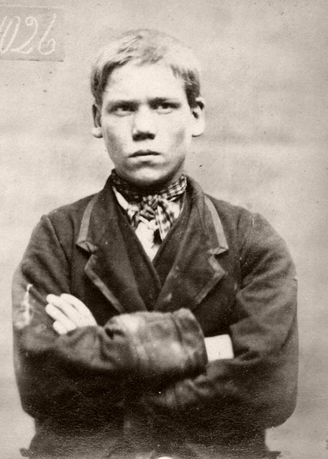 John Reed: 15. John was sentenced to do 14 days hard labour and 5 years reformation for stealing money in 1873.