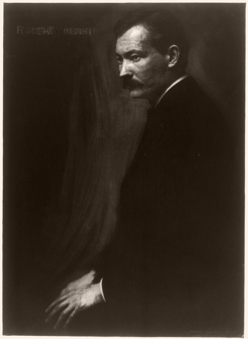 Portrait of Robert Henri (American painter), ca.1907