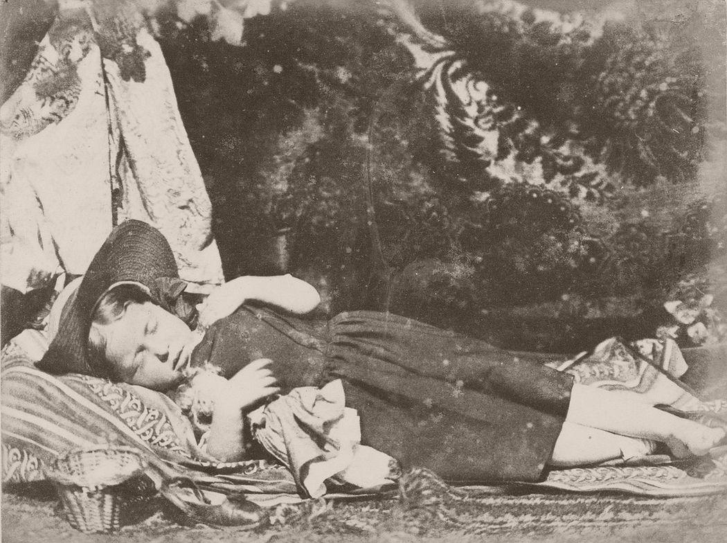 Miss Elizabeth Logan, 1843