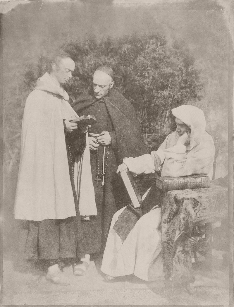 William Borthwick Johnstone, William Leighton Leith and David Scott, 1843