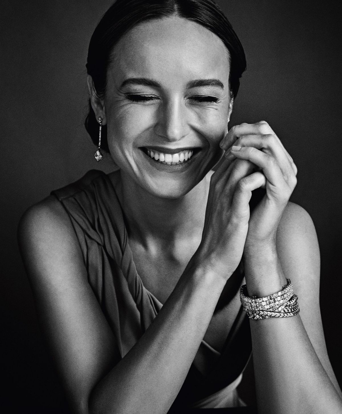 © Profiles by Marc Hom, published by teNeues, www.teneues.com, Brie Larson, Photo © 2016 Marc Hom