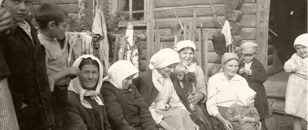 Vintage: Everyday Life of Soviet People during World War II