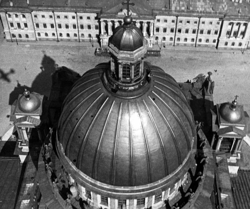 St. Isaac's Cathedral, 1931