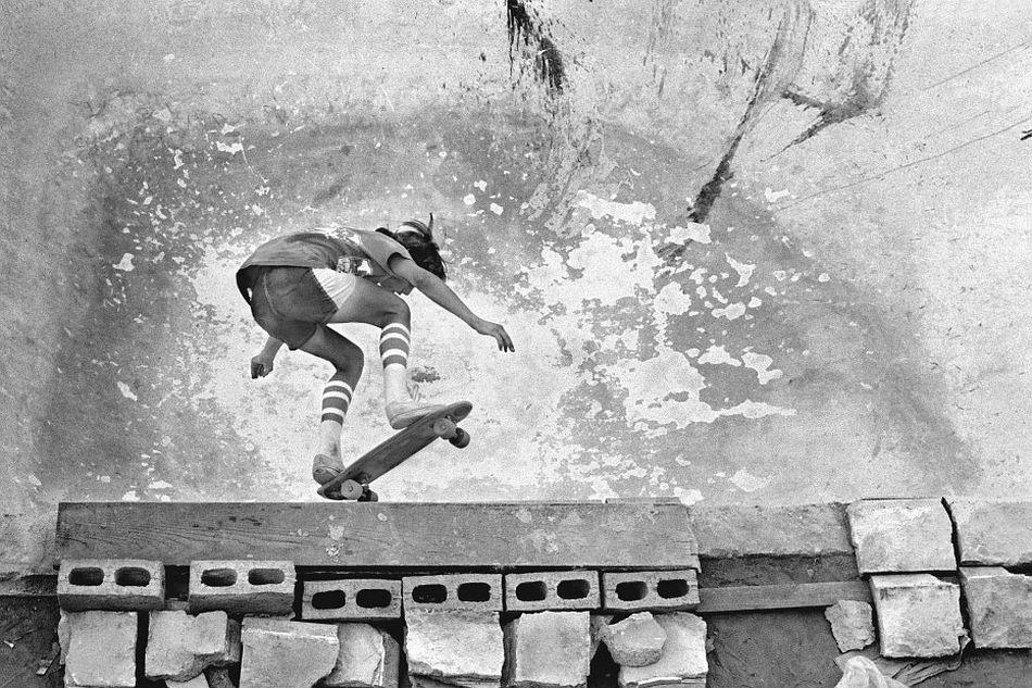 Hugh Holland Off the Blocks, San Fernando Vally, CA, 1977
