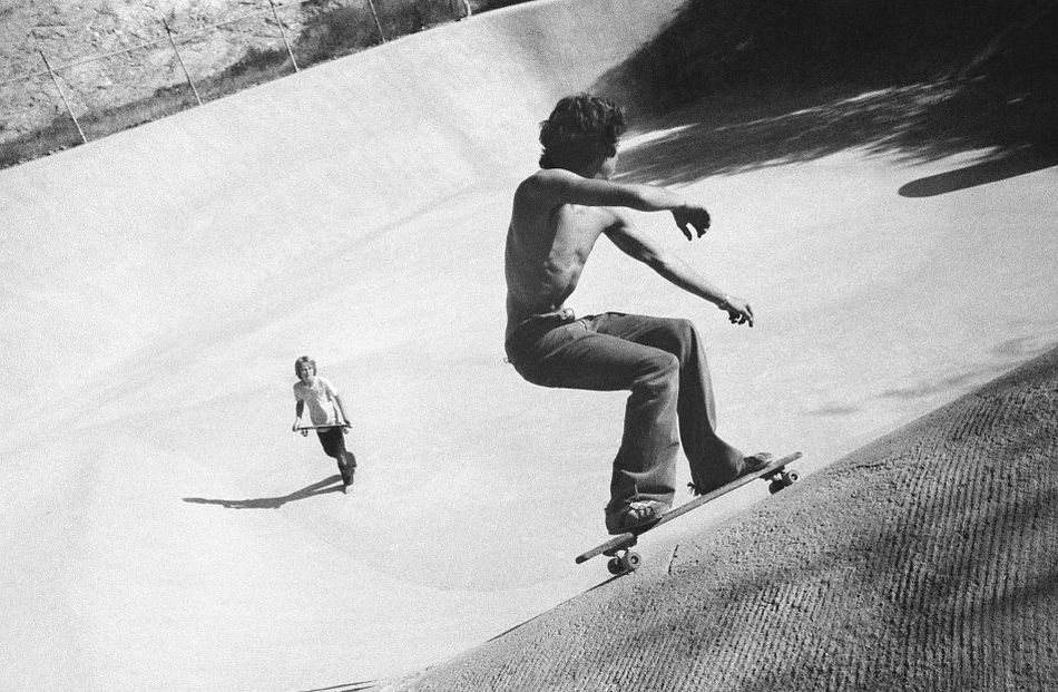 Hugh Holland Craw Bowl, Viper Bowl, Hollywood, CA, 1976